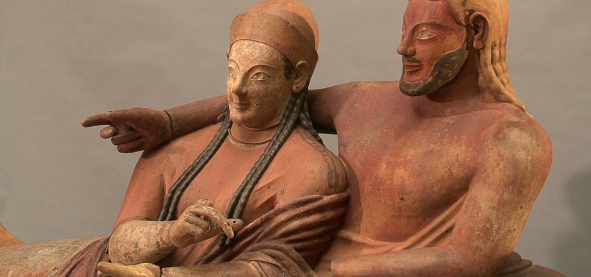 Les Etrusques - Jean-Noël Robert