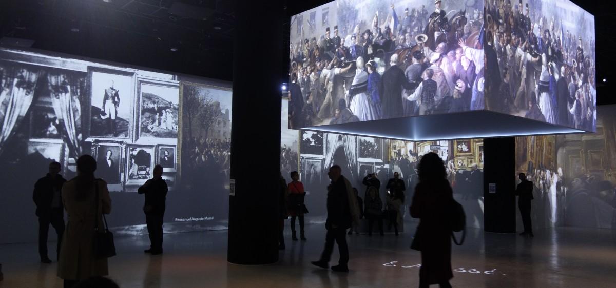 Salle Naissance de l'impressionnisme