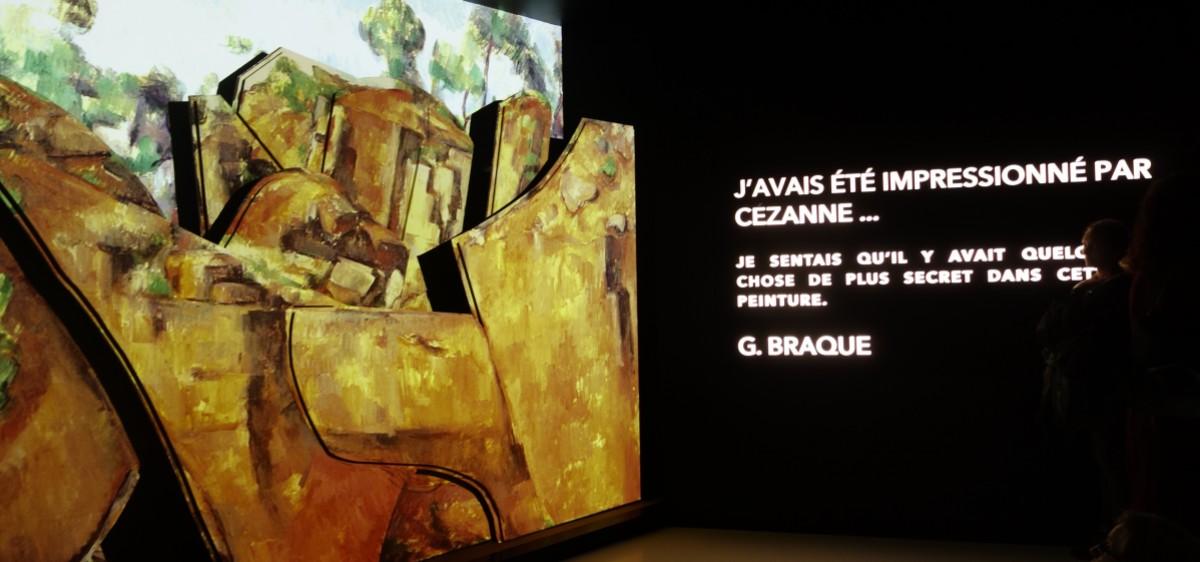 Salle 7 : Cézanne, précurseur du cubisme
