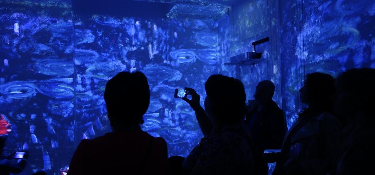 Salle 8 : Monet, aux sources de l'abstraction