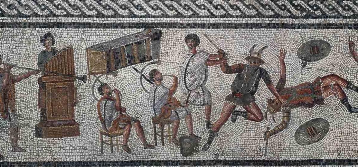 Trompettes de Pompéi