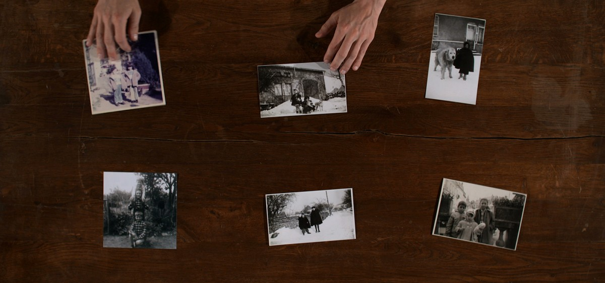 Grande projection sur table