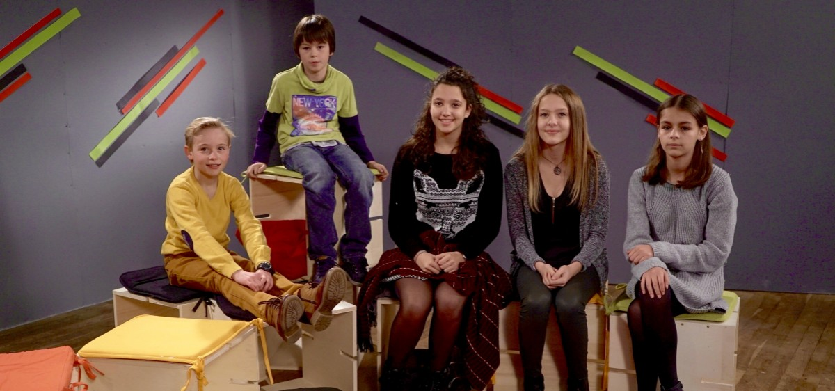 LA VIE DES GRANDS, série documentaire