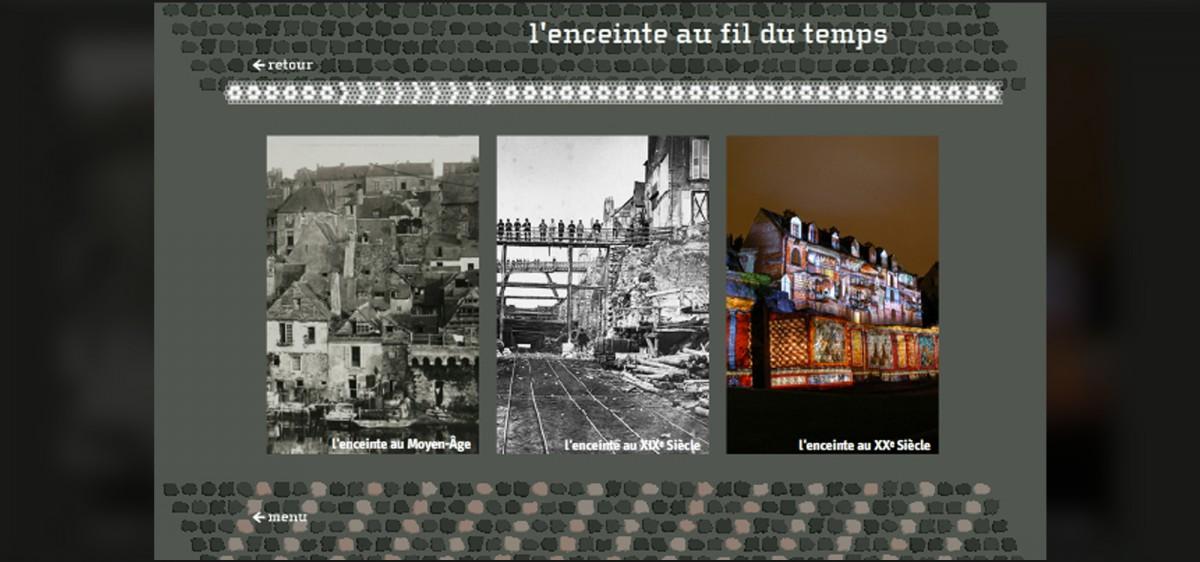 Musée d'archéologie et d'histoire du Mans, multimedias