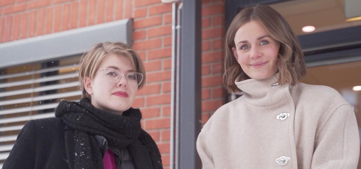 Nina Stokken Dahl et Ellen Brochmann