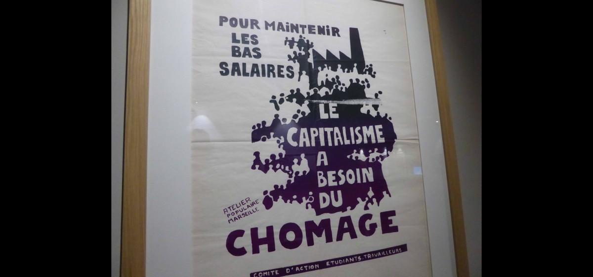 L'exposition Mai 68 à Marseille