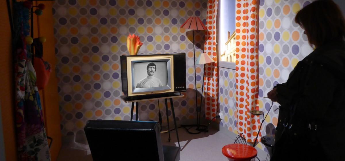 """Zapping tv mai 68 dans la """"period room"""""""
