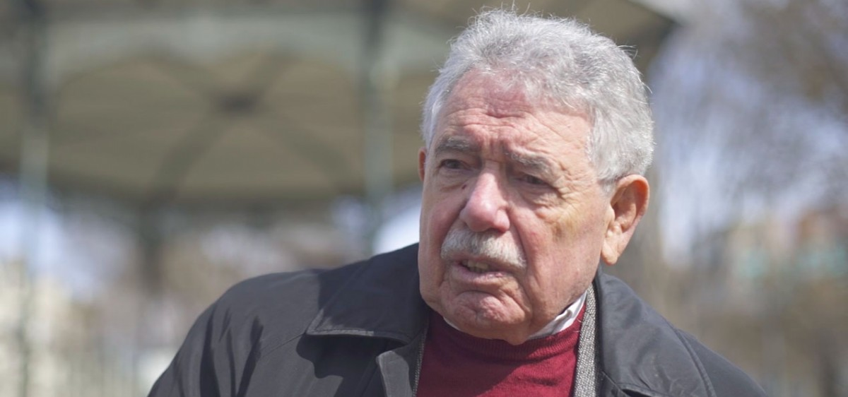 Pierre Amendola, leader CGT en mai 68 à Marseille
