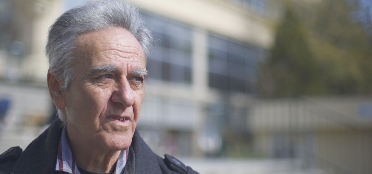 Samuel Johsua, leader étudiant en mai 68 à Marseille