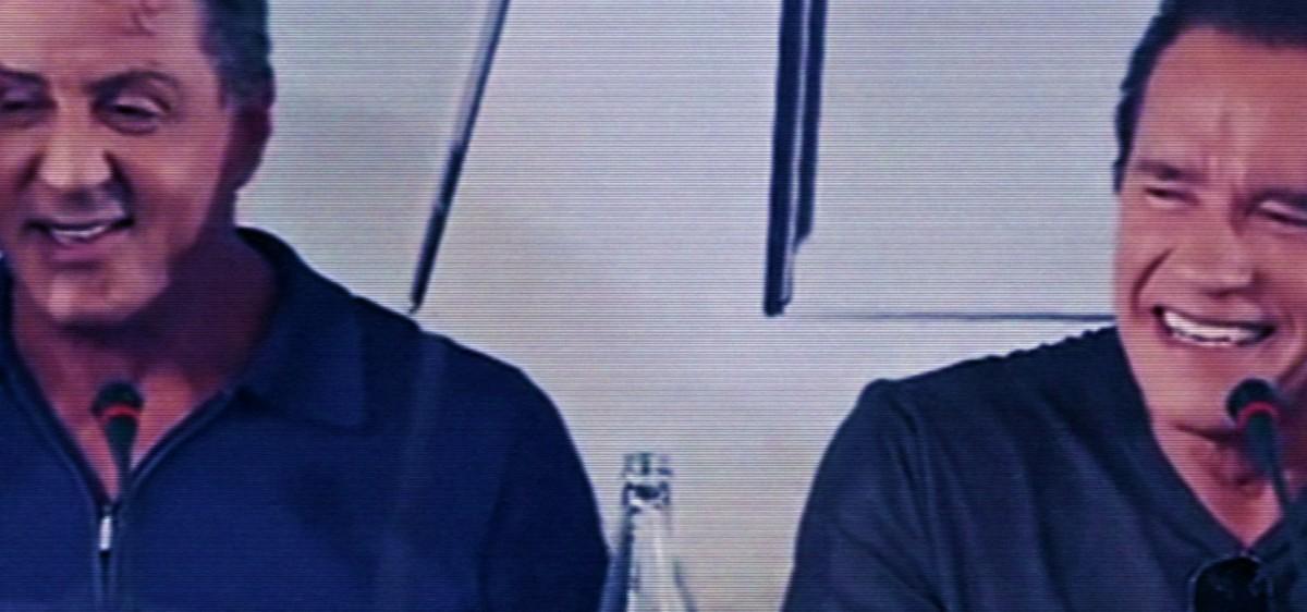 Blockbuster 80, Stallone et Schwarzenegger