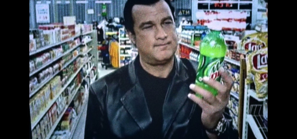Blockbuster 80, Steven Seagal