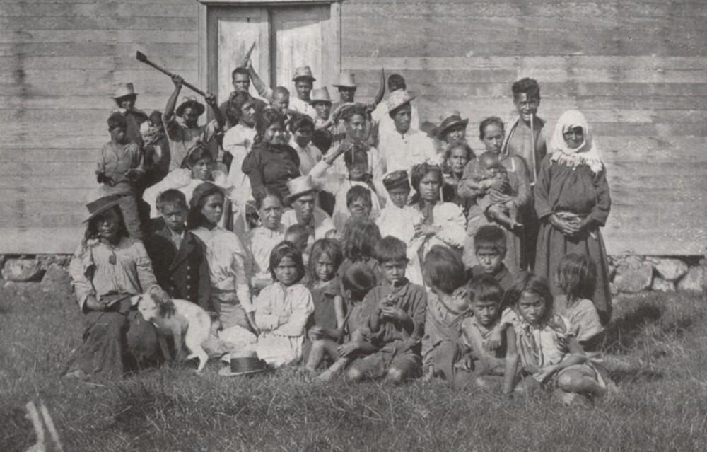 1919, Rapa Nui