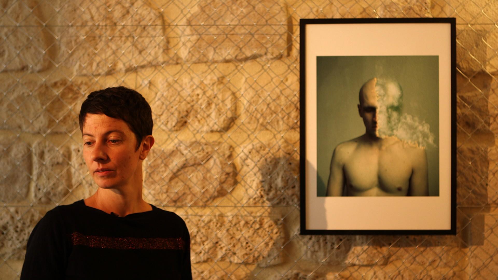Galerie Mobile Club, Cédric Blanchon