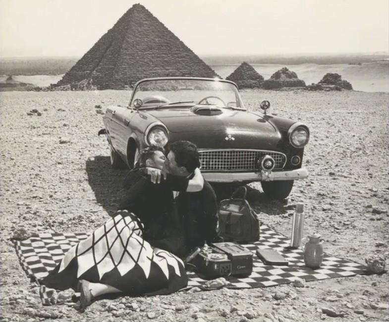 Film égyptien, années 50