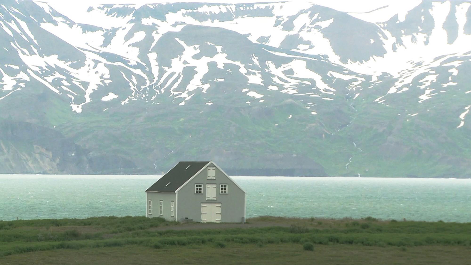 L'Europe des écrivains : L'Islande